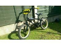 Kids batman bike