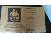 new in box gym master
