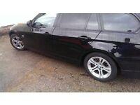 Alloy Wheels ,BMW 3 series alloys 2010 , exellent condition