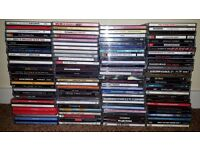 Collection of over 100 cd's - Oasis, Beatles, Arctic Monkeys, Manics, etc.