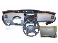 Left hand drive European continental dashboard Nissan Primera P12 2003 - 2008 LHD car conversion
