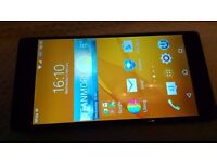 SONY EXPERIA Z2 SMART PHONE 16GB On Vodafone