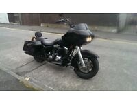 Harley Road Glide 1450 twinport injection twincam..