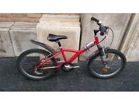 Boys mountain bike - £10 no offers