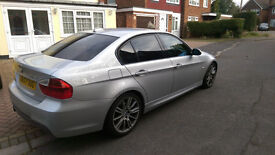BMW 325i MSPORT - £5,600 GREAT PRICE FOR CONDITION AND YEAR