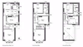 Architectural Drawings For Extensions Alterations And