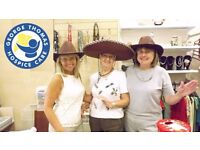GTHC Charity Shop Assistant - Stanwell Road, Penarth