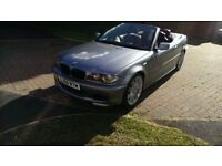 2006 BMW 320D Convertible...... MOT June 2017 & Recent Service