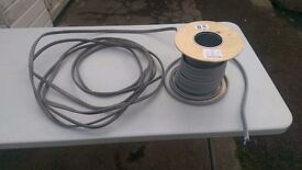 10mm Twin and Earth Cable Grey Cable