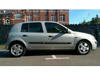 Renault Clio Privilege 1.4, 6 Months MOT and Service History