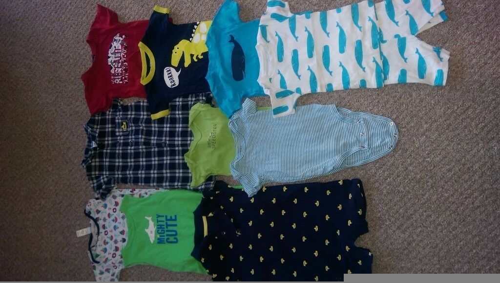 Boys clothes bundle 12m-24m