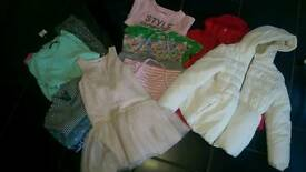 Girls Clothes Bundle 7 to 8 yrs