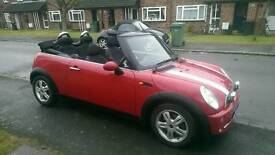 MINI One convertible REDUCED