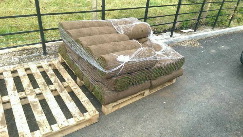 """27 SQ meters of """"Elite Lawn"""" from Emerald Lawns. Turf. Rolled grassin Dromore, County DownGumtree - 27 SQ meters of """"Elite Lawn"""" from Emerald Lawns. Turf. Rolled grass. Left over from a job today. Grass in Dromore. Contact johnny on 07872626373"""