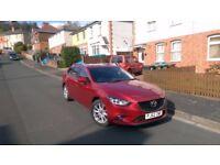 Mazda 6 2.0 SkyActive Estate - 2013