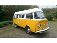 Campervan T2 Air-cooled