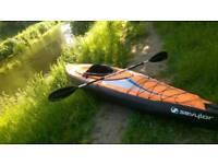Inflatable Kayak-Sevylor