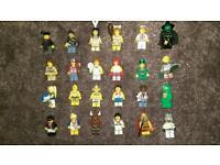 Lego series figures