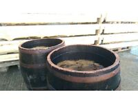 High quality oak water butts