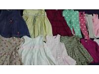 Girls bundle 9-12.used.still in a clean condition.