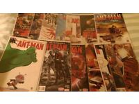 Astonishing antman comics complete