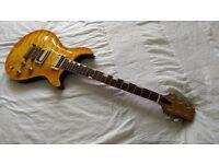 Rare Original Gene Baker B1 Guitar Ex Gibson Custom Shop Historic Luthier / Fender Master Builder