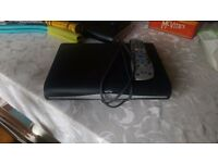 Sky +HD box with remote, brilliant condition and working. £25. Ferndown collection only