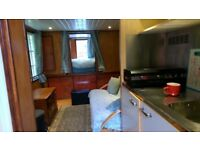 Houseboat for sale on moorings