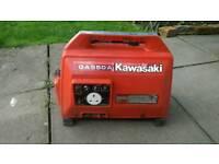Kawasaki patrol generator