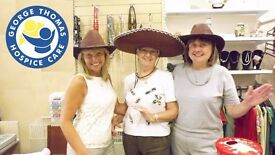 GTHC Charity Shop Assistant - Crwys Road, Cathays