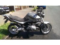BMW R1200R 2007 VGC low miles.