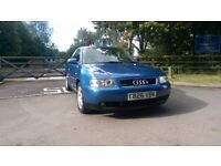 Beautiful Audi A3 1.8T Quattro 180bhp New Mot (not S3, Gti)