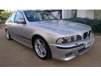 2002 BMW 530d M Sport, 168.000 miles FSH, HPI Clear, £1795 ono