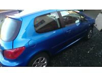 Breaking for Parts only 307 2.0 hdi all parts removed on shelf not car cars peugeot 307 206