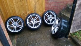 Bmw 261 genuine alloys for sale
