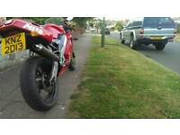 125cc Cagiva mito sports bike