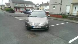 2007 honda civic 2.2 cdti