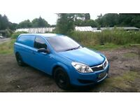 Vauxhall Astravan 1.7 CDTi 16v Club Panel Van 3dr Clean And Reliable