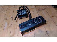 MSI Seahawk GTX980ti watercooled graphic card