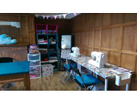 BUSINESS FOR SALE - Sewing/Craft Workshop