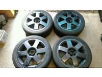 Audi TT wheels/rims with tyres 225/45R17