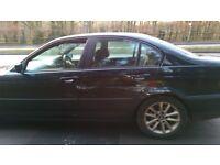 BMW 316 Saloon CHEAP Spares and Repair (Drives and runs)
