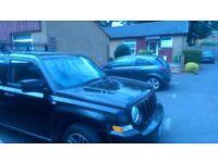 2009 2 L CRD sport Jeep Patriot
