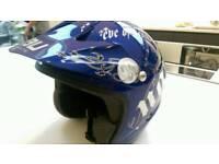 Boys trials helmet xs 53/54
