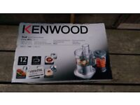 Kenwood multi food processor FPP225 brand new in box