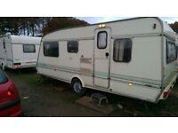 caravan 5 berth readvertised