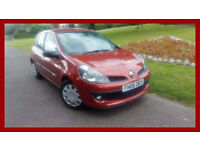 2006 Renault Clio 1.6 VVT Expression 5dr --- Automatic --- attractive interior --- very clean in-out