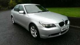 2005 55 BMW 525 SE DIESEL * FULL SERVICE HISTORY *