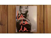 Kylie 'La La La' Coffee Table Book - William Baker & Kylie Minogue