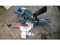 Selling Erbauer Chop Saw with laser (like new)